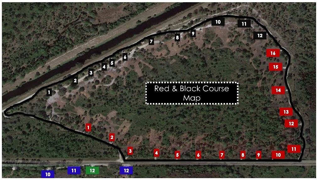 Red/Black Map